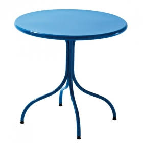 Table démontable Bistrot Ø 80 design contract