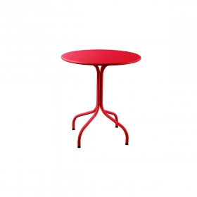 Table Agora 1 ronde design ZENDART DESIGN