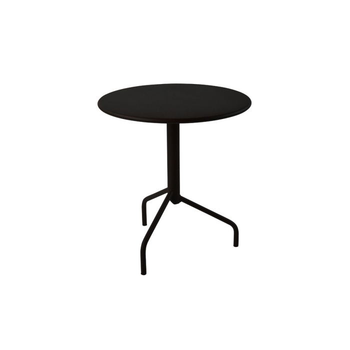 Table Rivieira 3 ronde design RM METAL