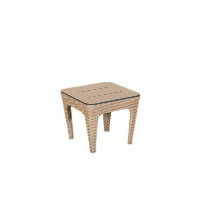 Table basse Wicker Briton SEL Les Jardins