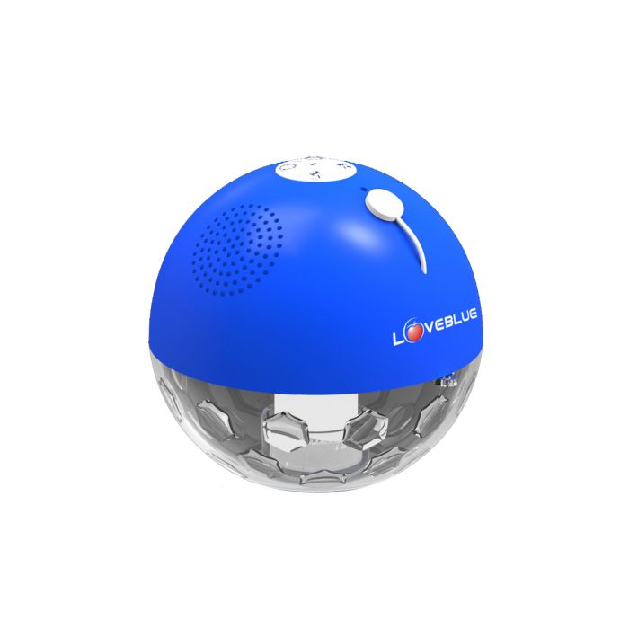Enceinte Ball Waterproof LED Bluetooth