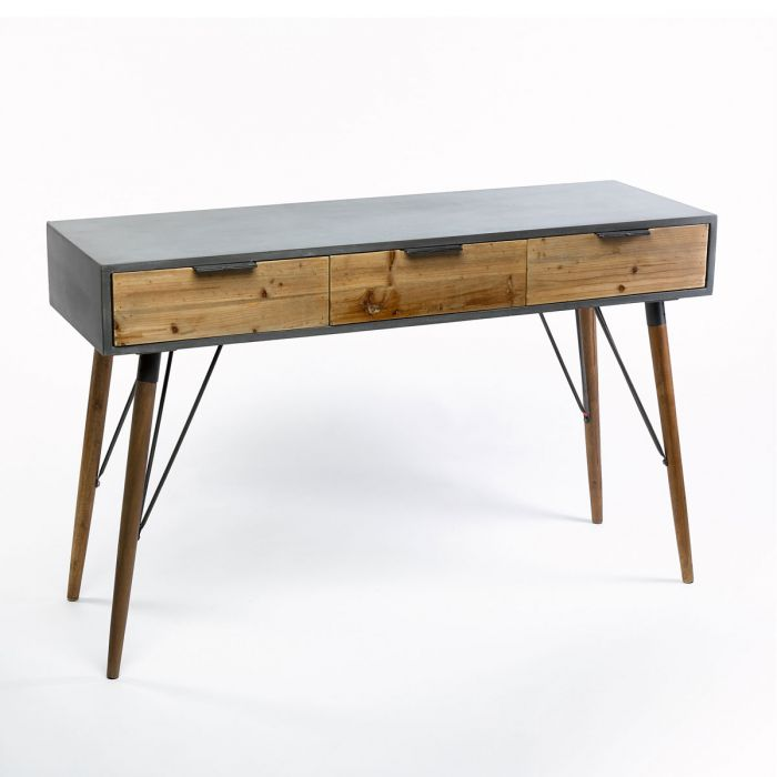 Console En Bois Contemporaine Sélection Zendart Design