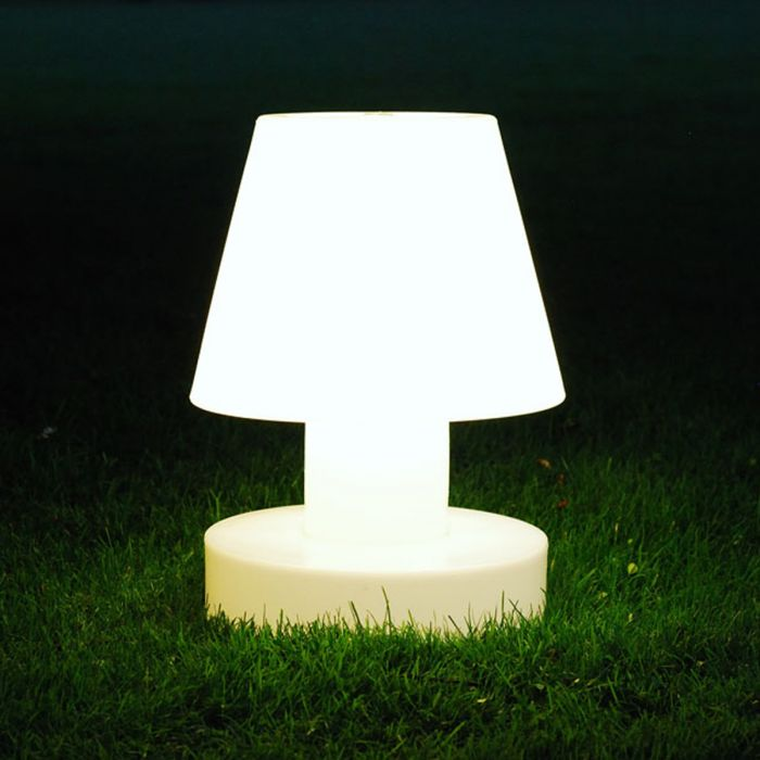 Lampe portable 28 cm sans fil BLOOM