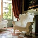 Fauteuil Queen design of love