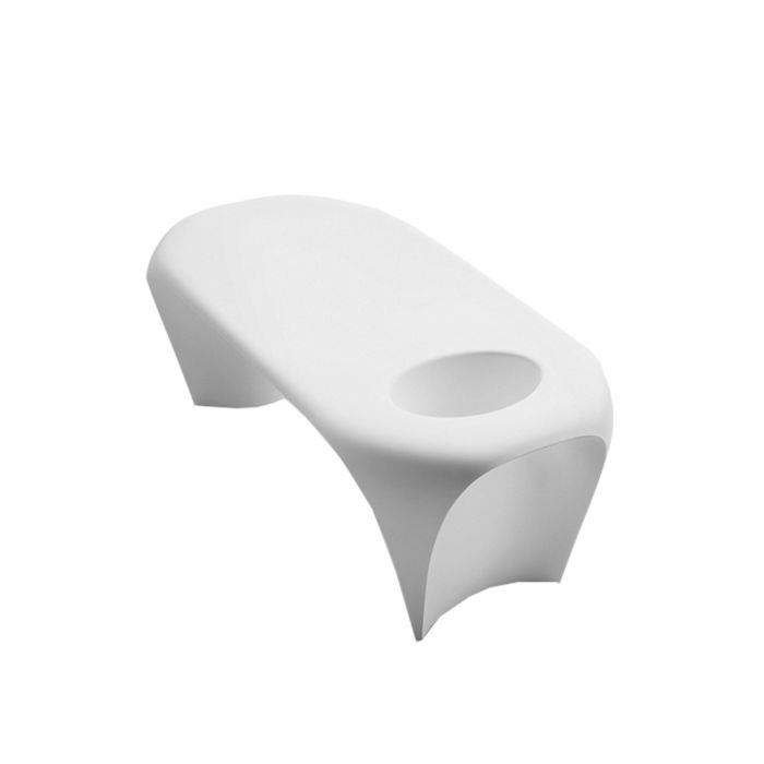 Table basse design MYYOUR Lily, avec Icebox