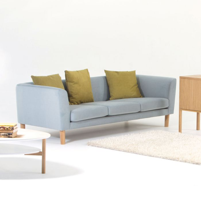 Sofa 3 places Helsinki Woodman