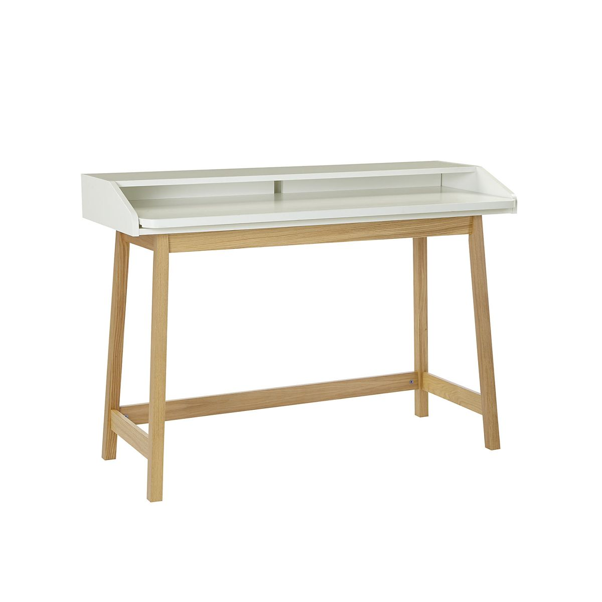 Bureau st james design scandinave de woodman for Bureau style scandinave