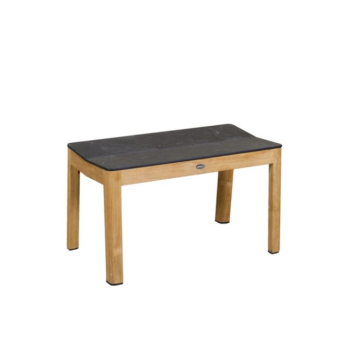 Banc de table small tekura Table de jardin avec banc attenant