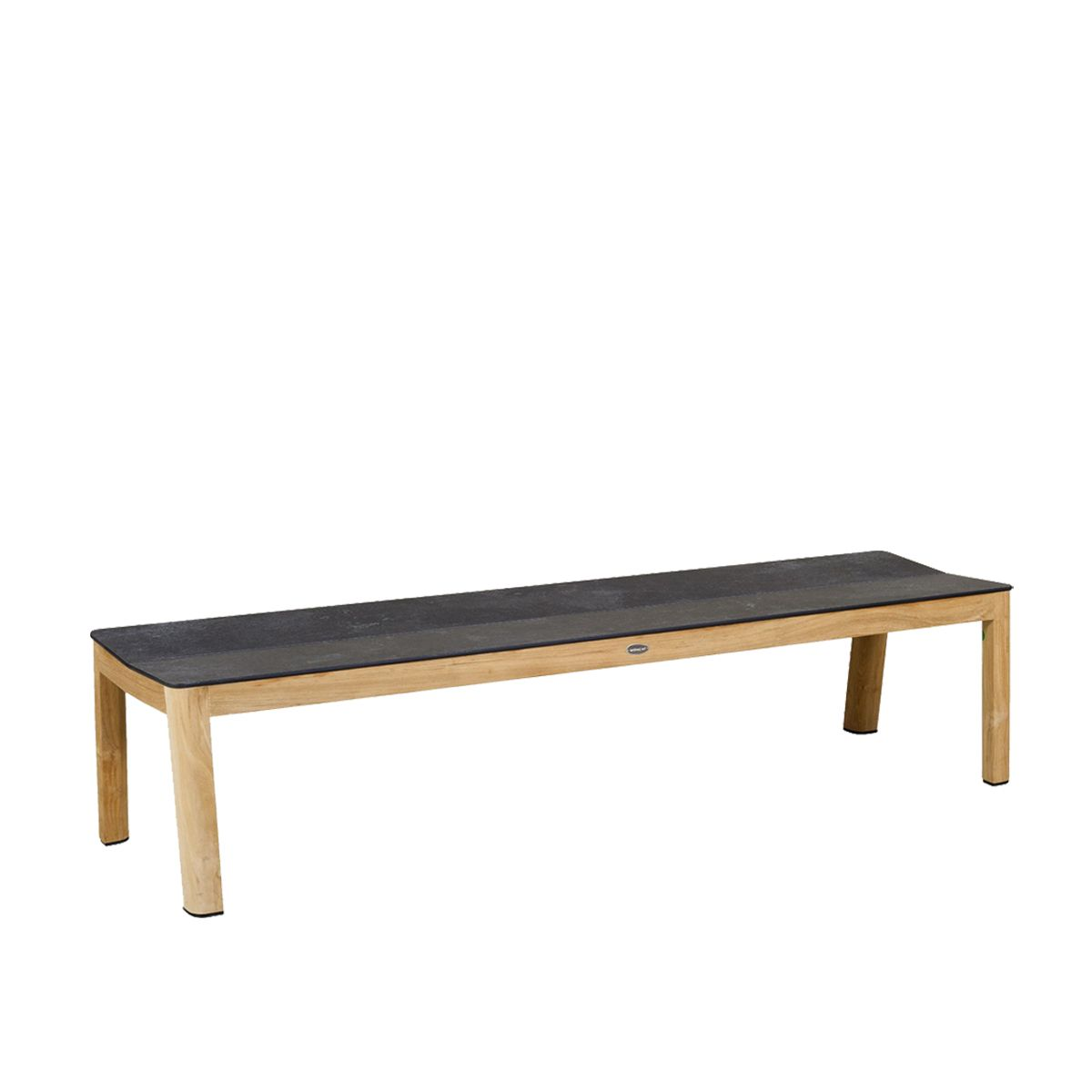 Banc de table large tekura Table de jardin avec banc attenant