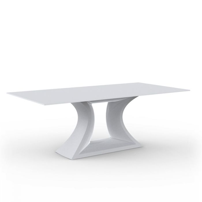 Table de repas design Rest mat en HPL Vondom