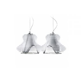 Suspension double design FARETTO de SLAMP