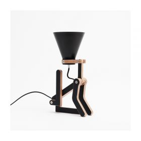 Lampe Waaf noire design indoor STRUCTURES