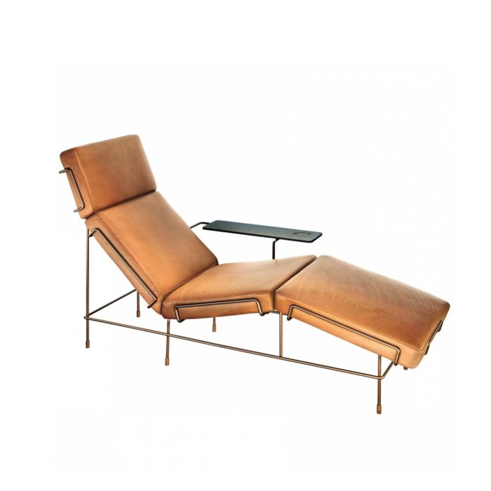 Chaise longue Traffic MAGIS