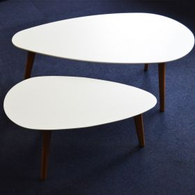 Tables basses gigognes design Compas