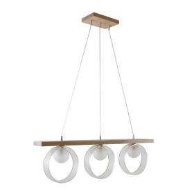 Suspension moderne Ego CONCEPT VERRE