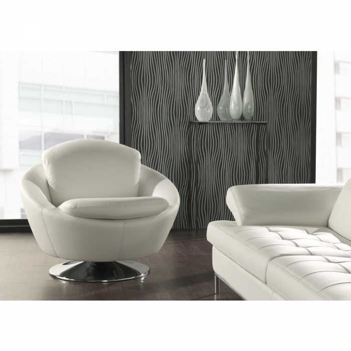 Fauteuil relax cuir rondo las salotti - Fauteuil relax interieur ...