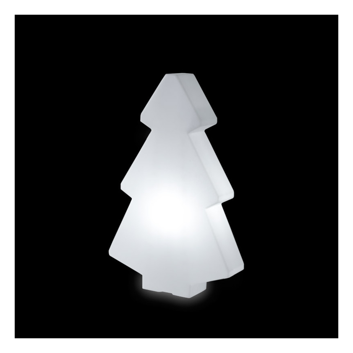 Sapin lumineux design lightree slide zendart design - Sapin design lumineux ...