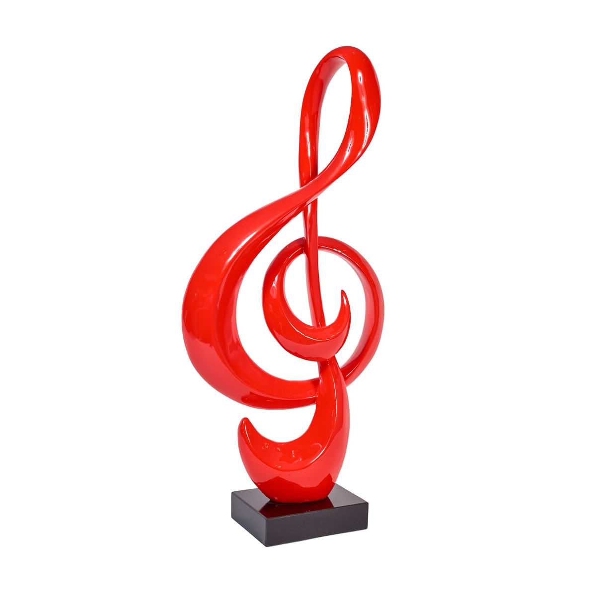 Sculpture design zendart design s lection zendart design for Objet de decoration rouge