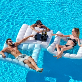 Hamac de Piscine Simple Gonflable et Design PIGRO FELICE