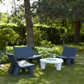 Ensemble de jardin Lounge Low Lita design