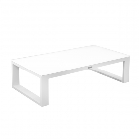 Table basse alu Belluno TRESI