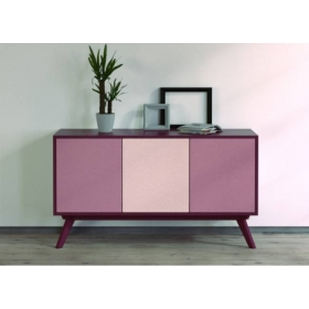 Buffet 3 portes personnalisable WALL2TIME