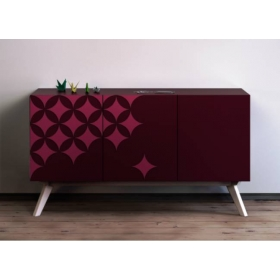 Commode design personnalisable Belair 2 WALL2TIME
