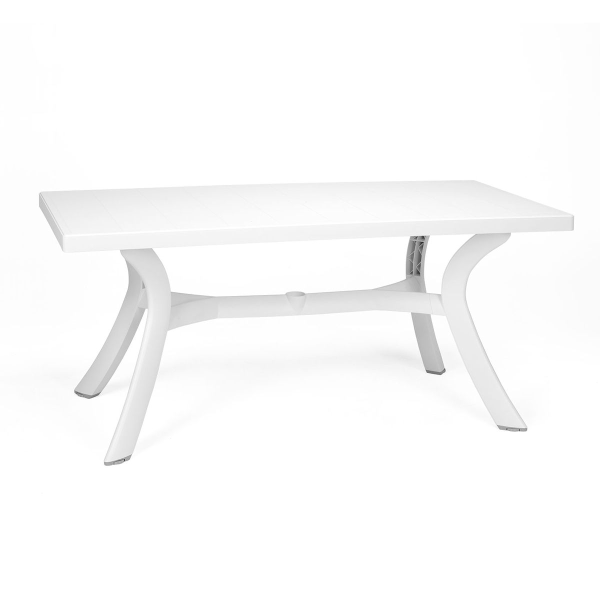 Table jardin plastique NARDI Toscana 160 - Zendart Design