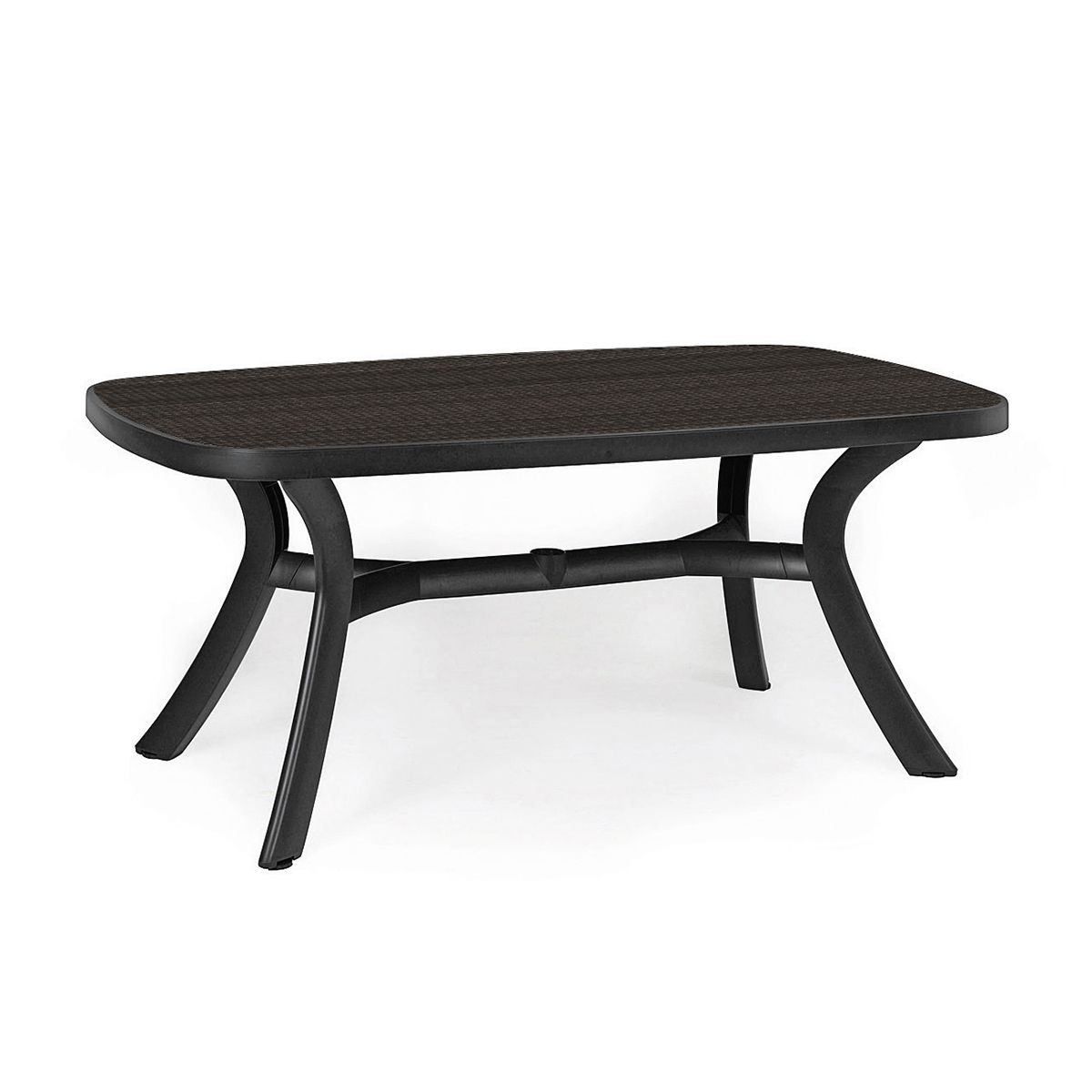 table d montable ovale nardi toscana 165 tables manger design. Black Bedroom Furniture Sets. Home Design Ideas