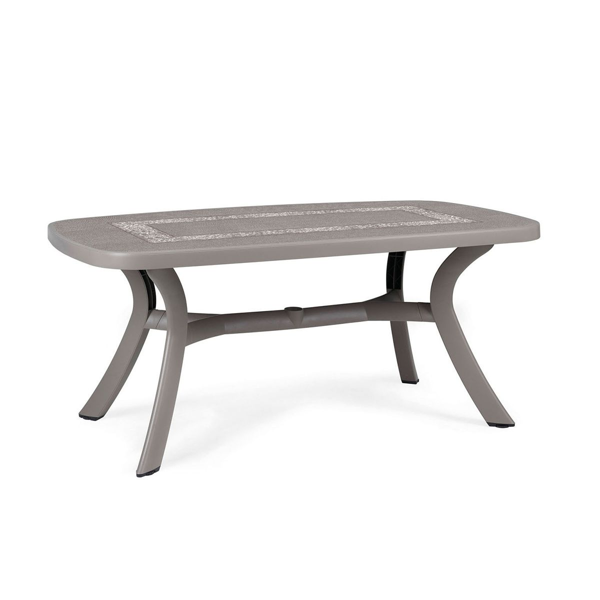 Table d montable ovale nardi toscana 165 tables manger for Table exterieur ovale