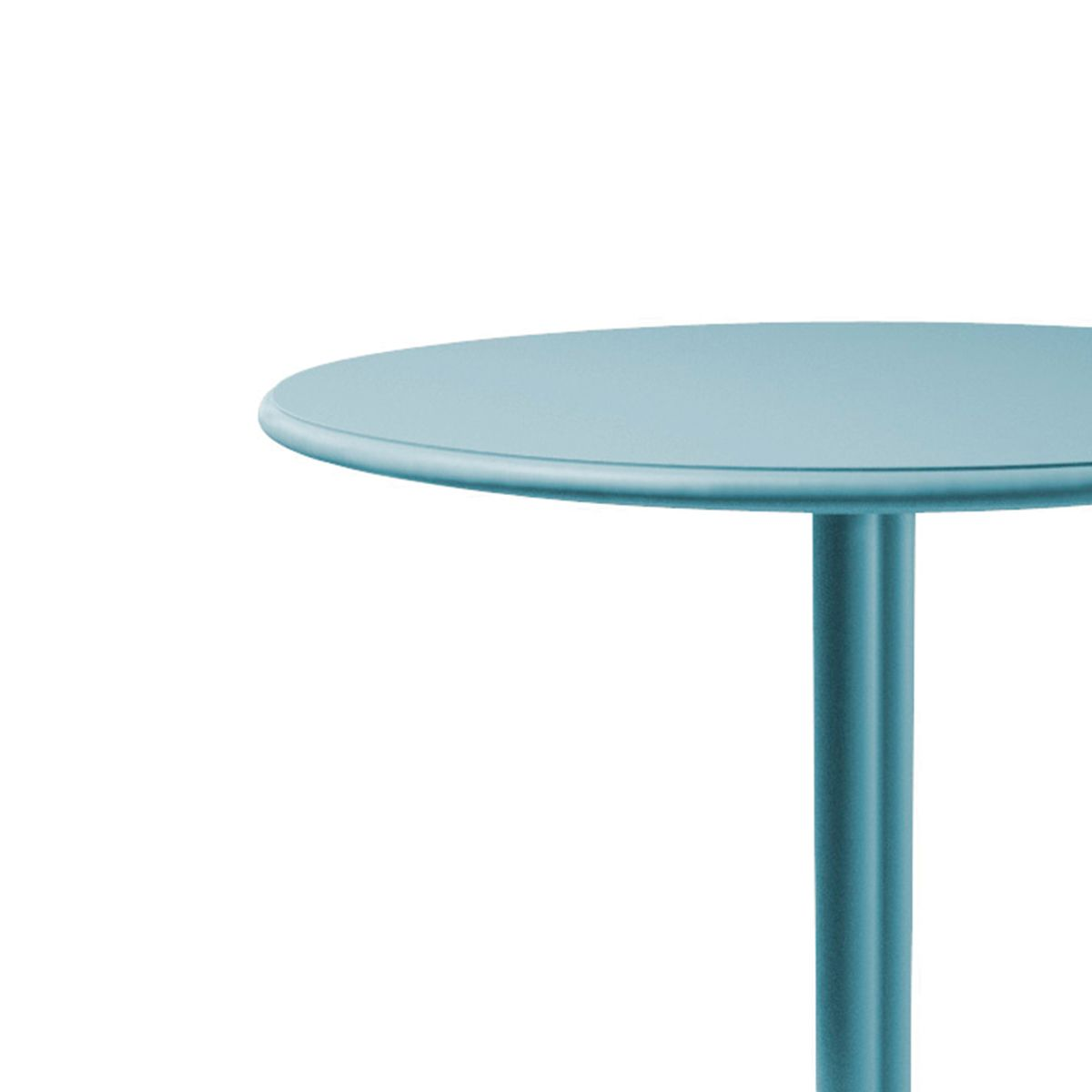 Table ronde jardin terrasse spritz nardi zendart design for Table jardin design