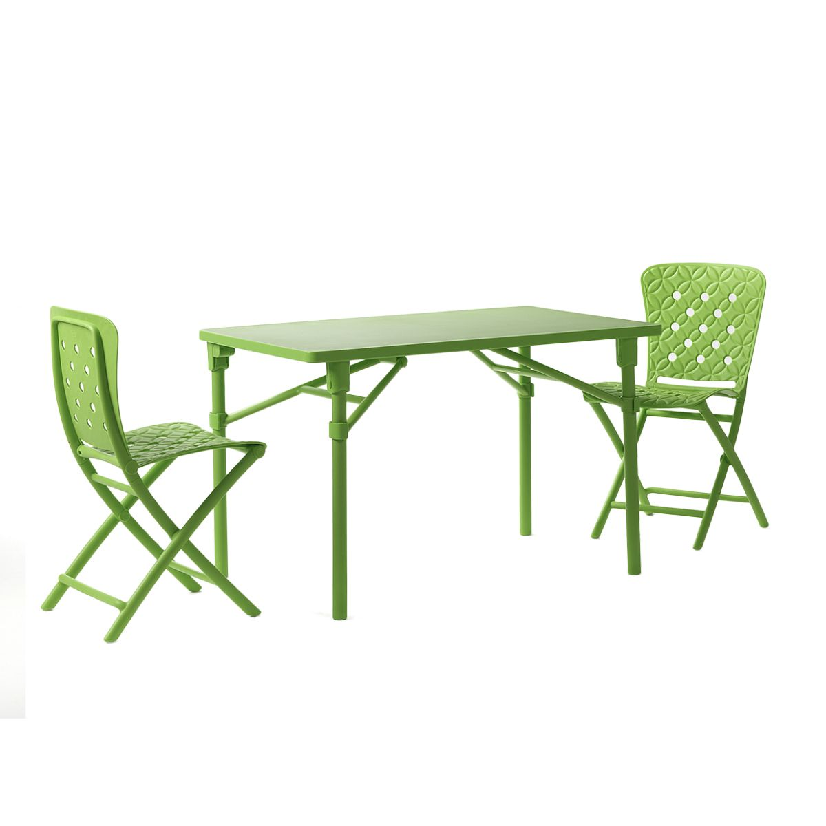 Mobilier de jardin colore d coration de maison contemporaine for Decoration jardin colore