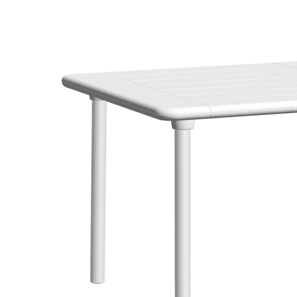 Table extensible jardin nardi maestrale 220 cm zendart for Table extensible 160
