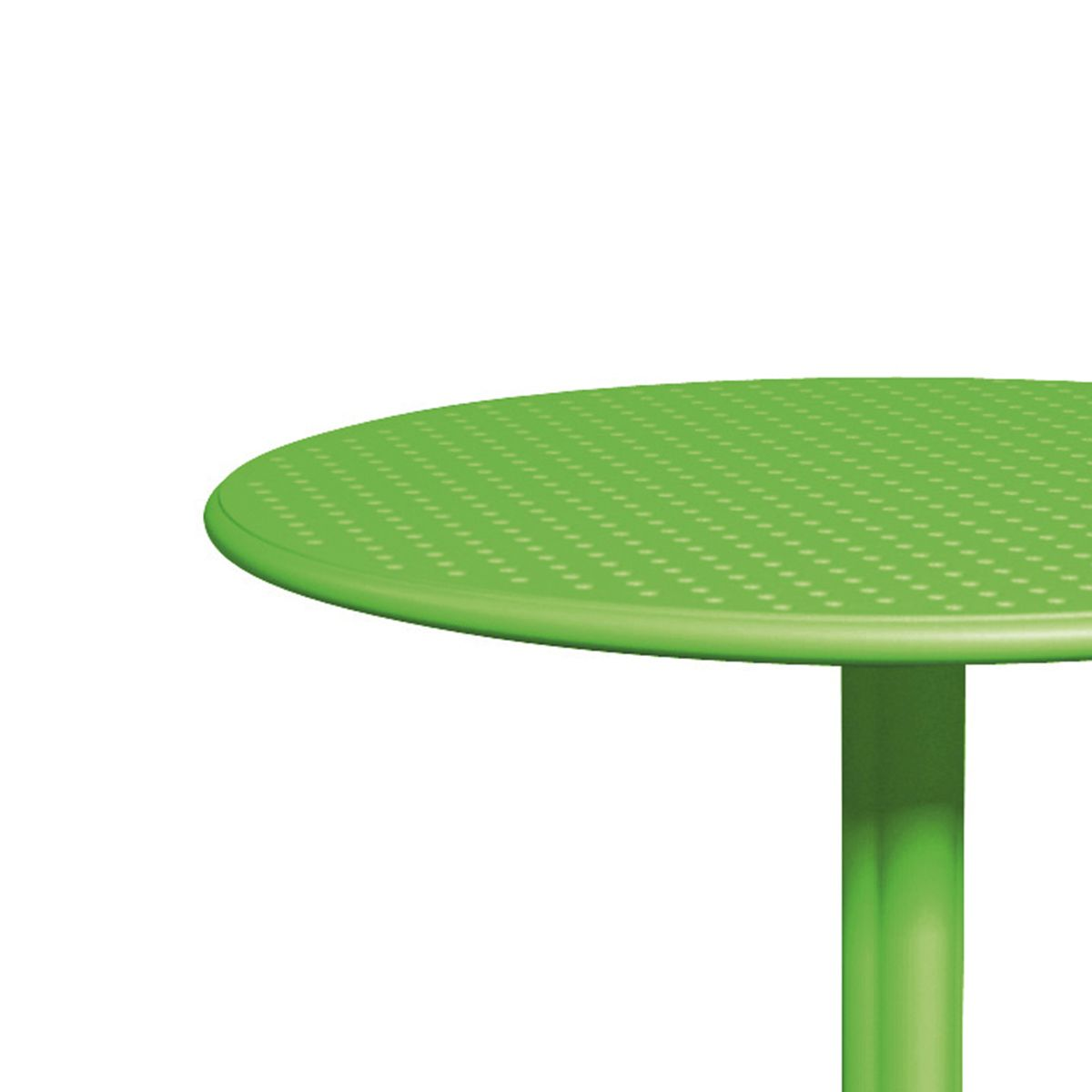 Table Jardin Ronde Design Nardi Step 60 cm - Zendart Design
