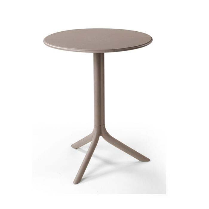 Table ronde jardin terrasse spritz nardi zendart design - Table ronde transformable ...