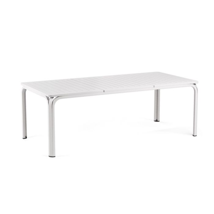 Table extensible de jardin design Alloro 140-210 cm NARDI
