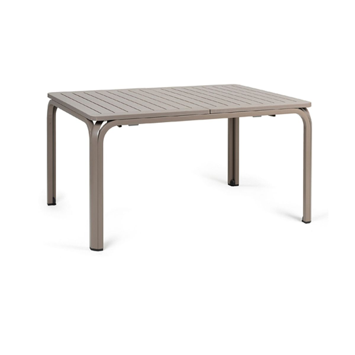 Table extensible de jardin nardi alloro 210 cm zendart for Table jardin design