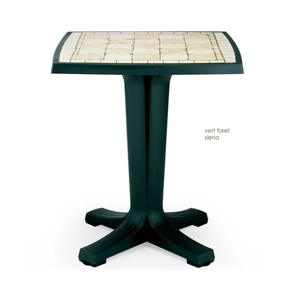Table démontable NARDI Marte 65