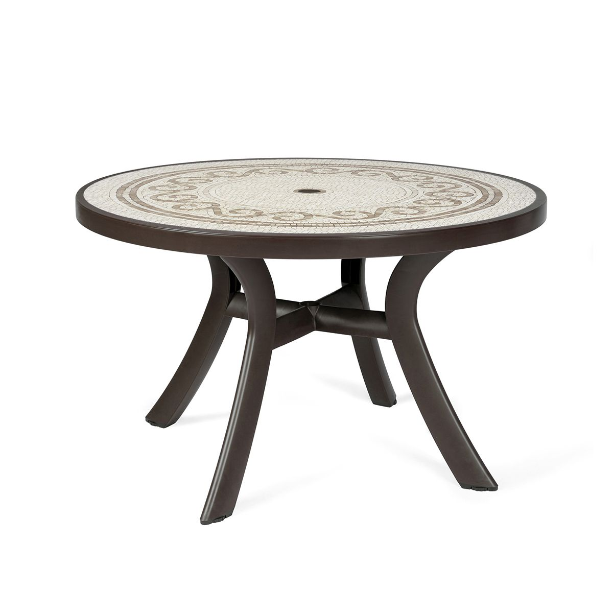Table d montable nardi toscana 120 tables manger design for Meuble de jardin nardi