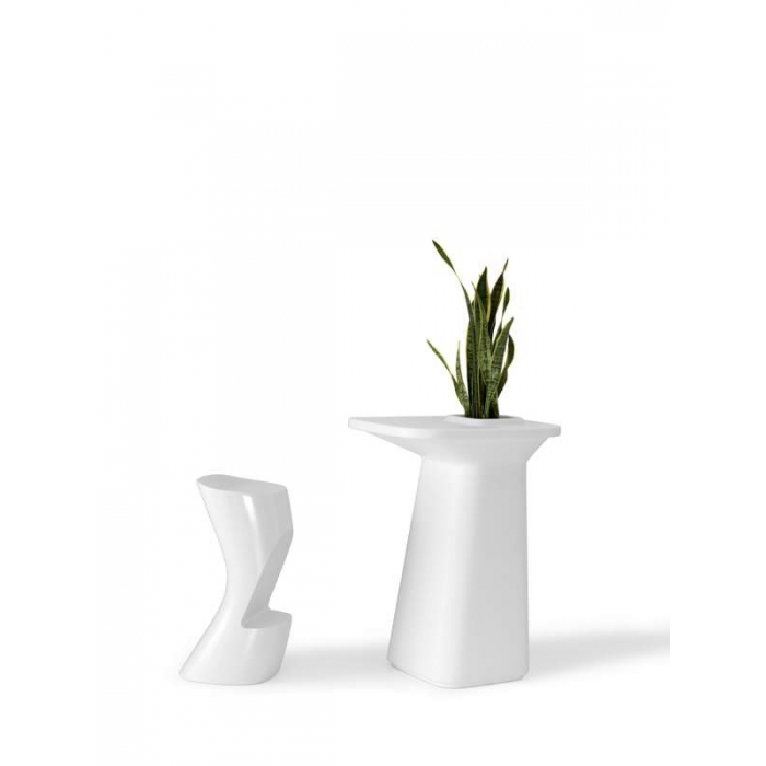 Collection MOMA, tabouret haut LED RGB design
