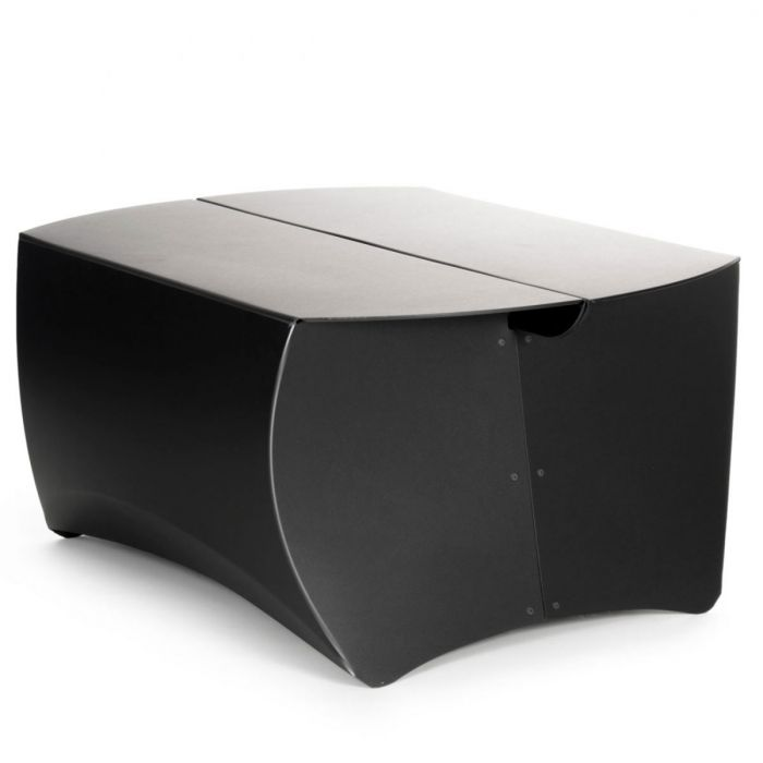 table basse flux coffee 80 cm tables basses design flux tables. Black Bedroom Furniture Sets. Home Design Ideas