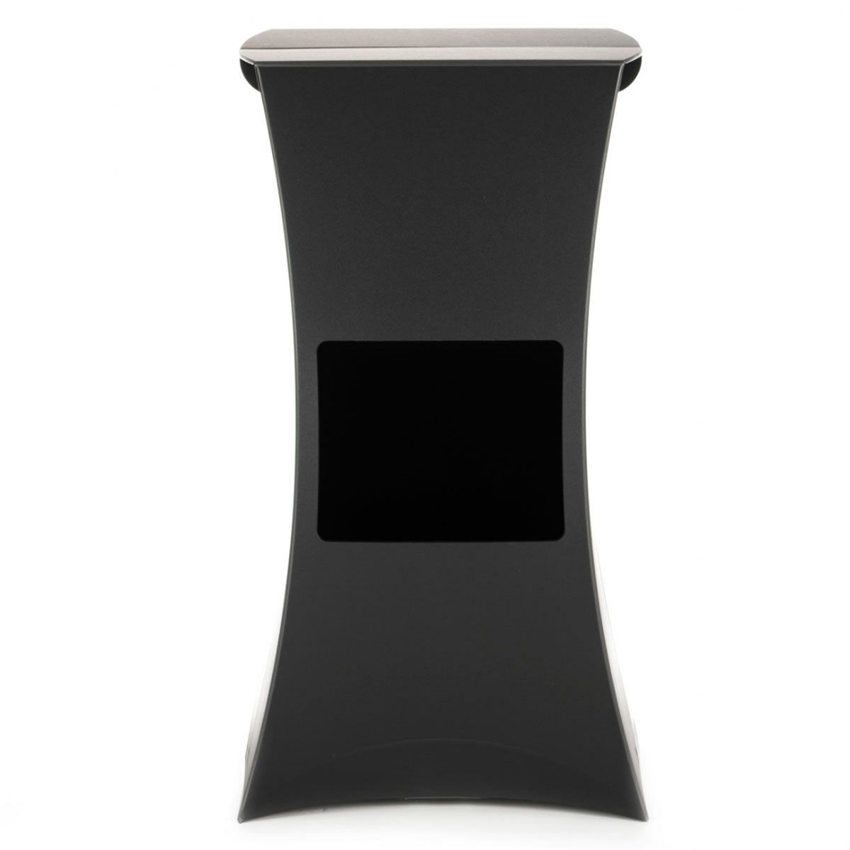 tabouret haut flux pillar 77 cm tabourets design flux tabourets. Black Bedroom Furniture Sets. Home Design Ideas