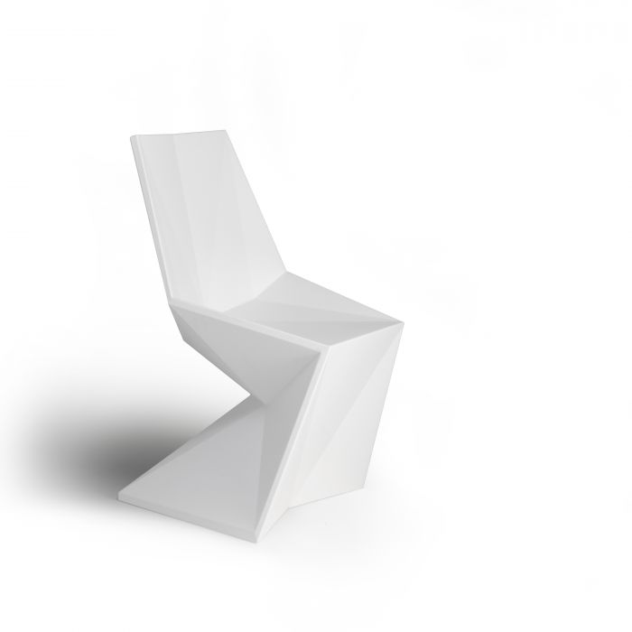 chaise contemporaine lumineuse intrieur extrieur vertex vondom loading zoom - Chaise Contemporaine Design