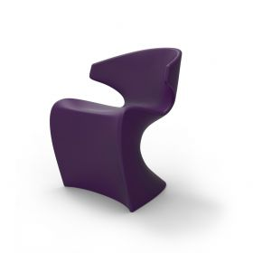 Chaise de repas design mate Wing VONDOM