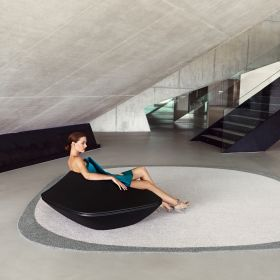 Grand tapis tendance Outdoor & Indoor Ufo VONDOM