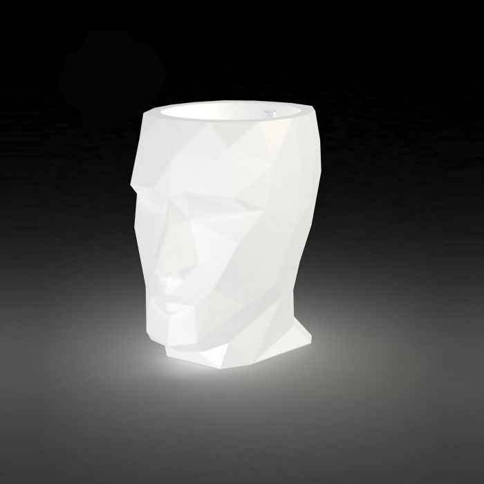 Pot design VONDOM Adan 70 cm, LED RGB