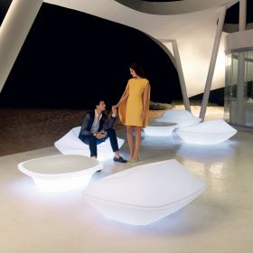 Sofa LED RGB Design Jardins & Salons Ufo VONDOM