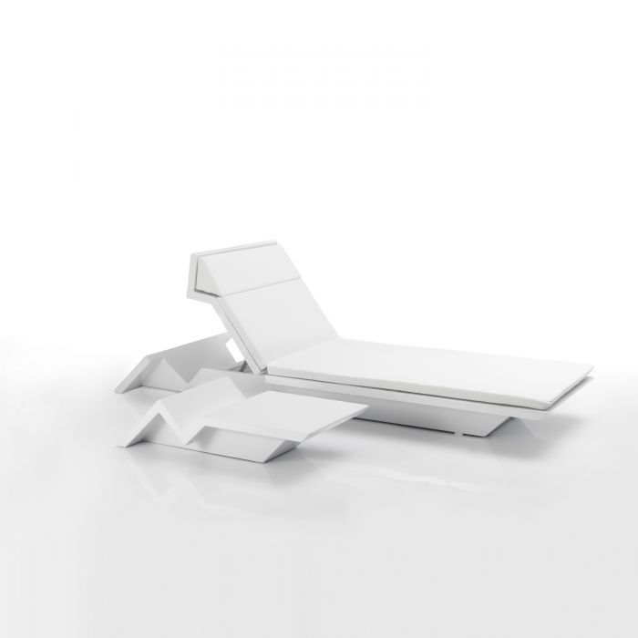 Table basse Rest Tumbona VONDOM pour transat