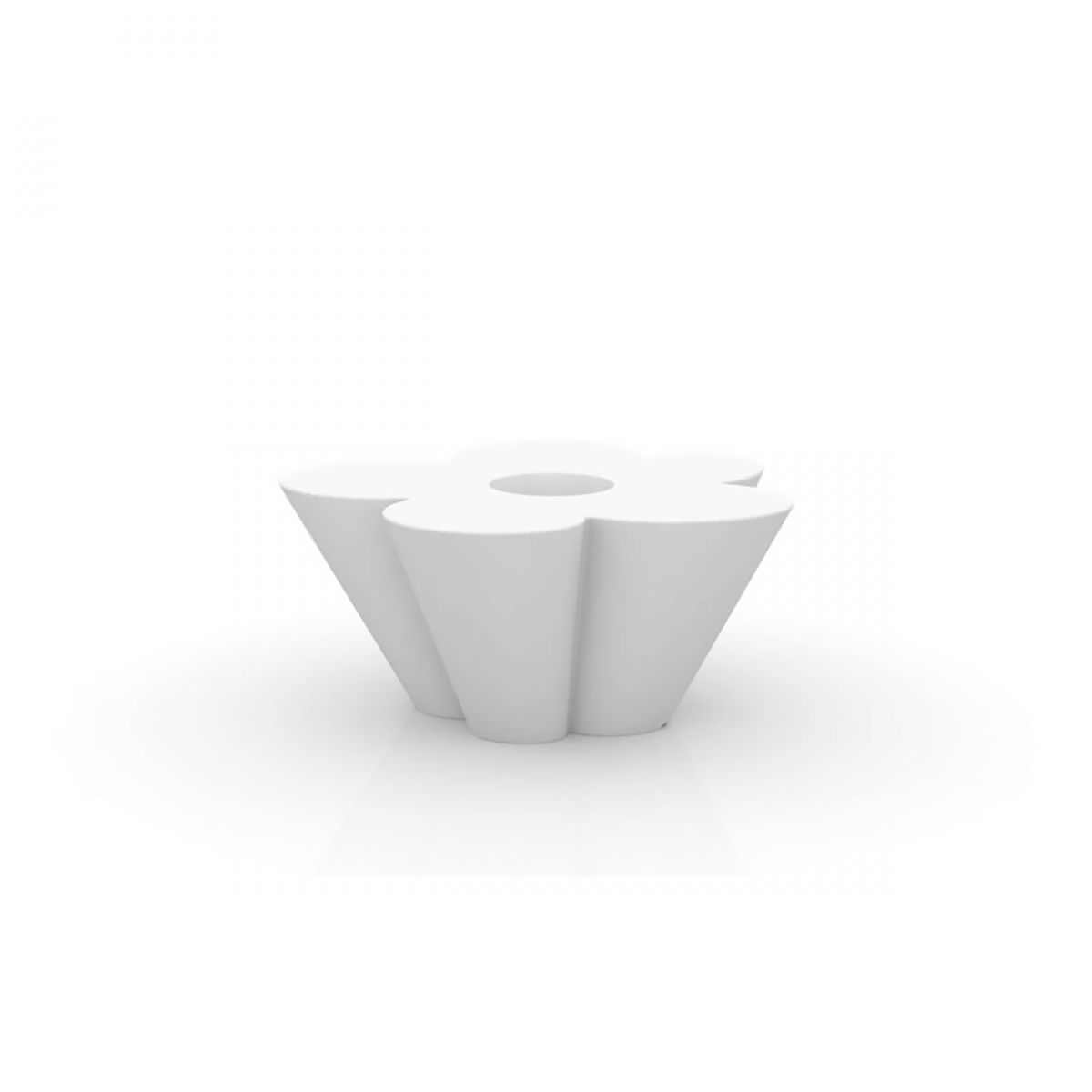 Table de jardin contemporaine agatha vondom zendart design - Table de jardin contemporaine ...