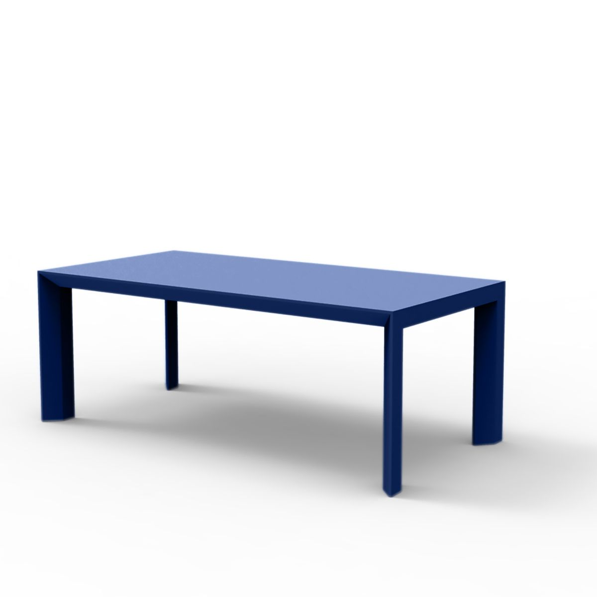Table d ext rieur 8 personnes frame par vondom for Table design 8 personnes